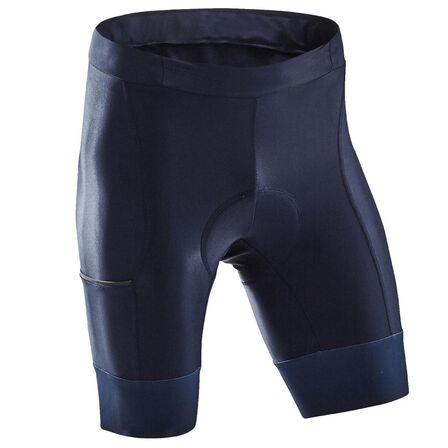 TRIBAN - Small  RC500 Pocket Cycling Shorts - Navy, Navy Blue