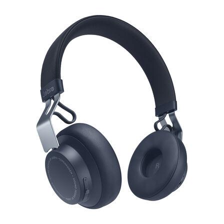 JABRA - Jabra Move Style Edition Navy Wireless On-Ear Headphones