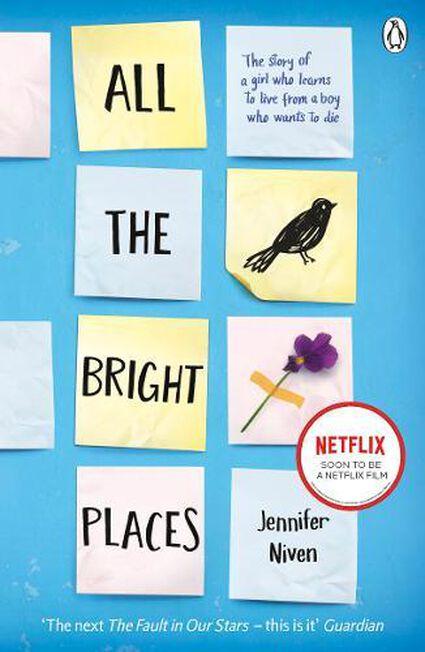 PENGUIN BOOKS UK - All The Bright Places Film Tie-In