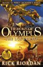 PENGUIN BOOKS UK - Heroes Of Olympus The Lost Hero