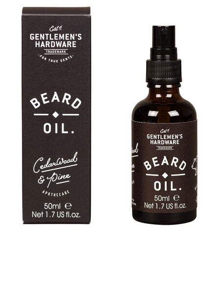 GENTLEMEN'S HARDWARE - Gentlemen's Hardware Beard Oil 50ml