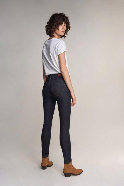 Salsa Jeans - Blue Secret push in skinny jeans with dark rinse