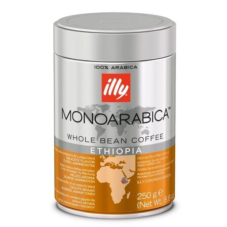 ILLY - Illy Coffee Beans Ethiopia 250g