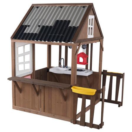 KIDKRAFT - Kidkraft Ryan's World Outdoor Playhouse