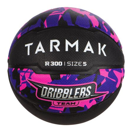 TARMAK - 0  R300 Kids' Size 5 Basketball, Beginner Players Up To Age 10, Default