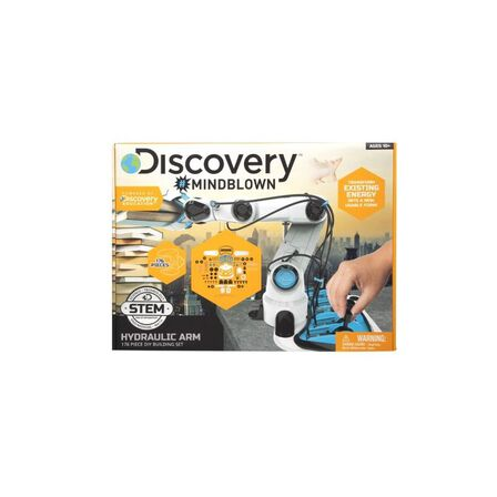DISCOVERY - Discovery Mindblown Diy Robotic Arm