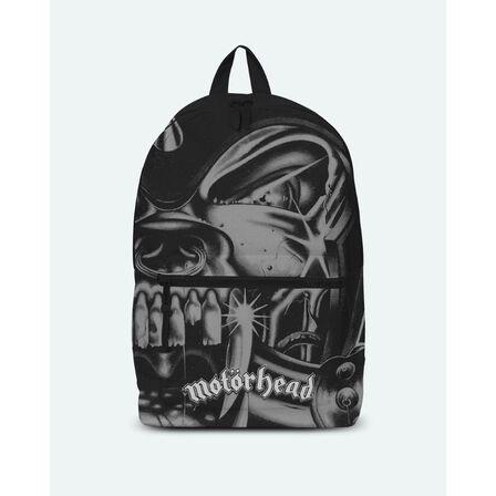 ROCKSAX - Motorhead Warpig Zoom Backpack