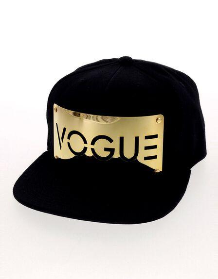 KARL LUND - Karl Alley Vogue 18K Snapback Cap