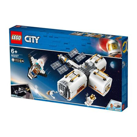 LEGO - LEGO City Space Port Lunar Space Station 60227