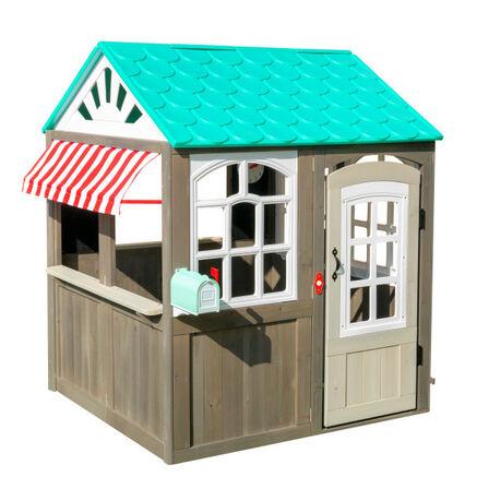 KIDKRAFT - Kidkraft Coastal Cottage Playhouse Dollhouse