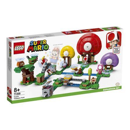 LEGO - LEGO Super Mario Toad's Treasure Expansion Set 71368