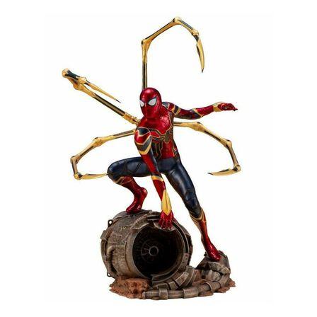 KOTOBUKIYA - Kotobukiya Artfx + Iron Spider Infinity War Movie 1/9 Statue