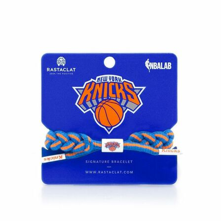 RASTACLAT - Rastaclat New York Knicks Away Men's Bracelet Orange/Blue
