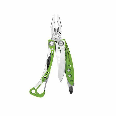 LEATHERMAN - Leatherman Skeletool Green Multi-Tool