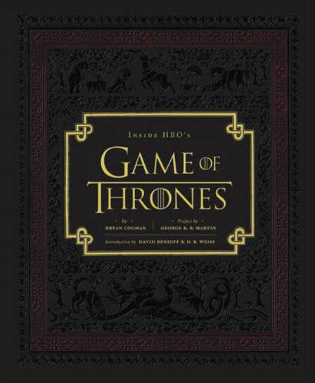 CHRONICLE BOOKS LLC USA - Inside Hbo's Game Of Thrones