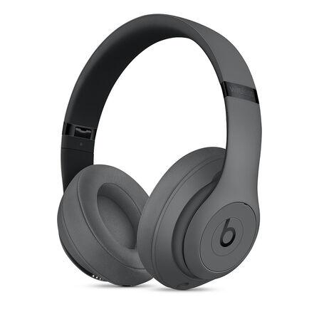 BEATS BY DR. DRE - Beats Studio3 Wireless Over-Ear Headphones Grey