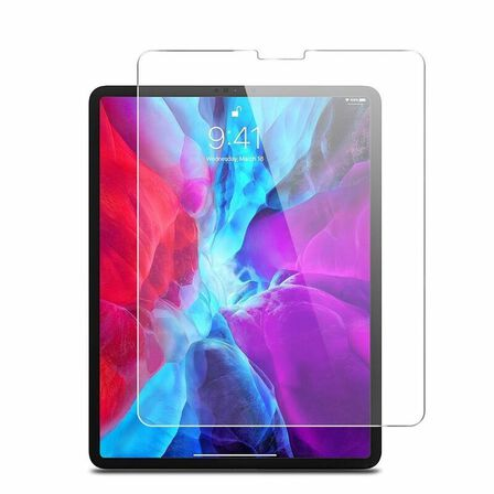 BAYKRON - Baykron 2.5D Tempered Glass Clear for iPad Pro 12.9-Inch