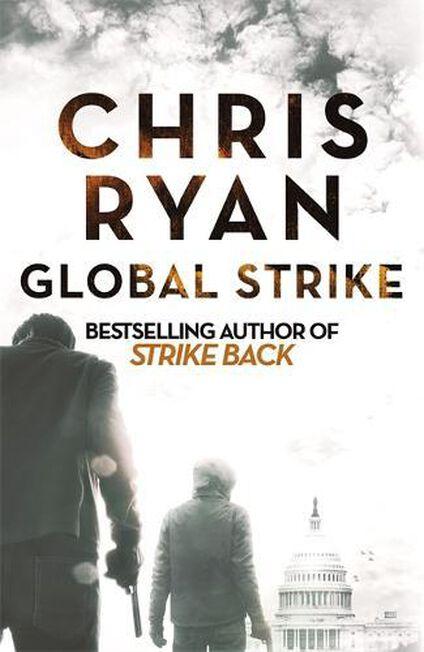 HODDER & STOUGHTON LTD UK - Global Strike A Strike Back Novel (3)