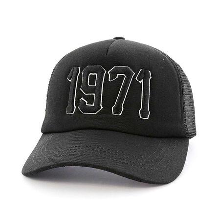 B180 CAPS - B180 1971 Adult Unisex Cap Black Limited Edition