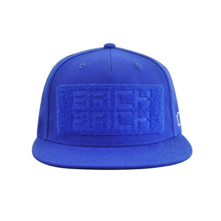 BRICK BRICK - Pixel Blue/Blue Cap +Brick