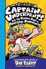 SCHOLASTIC USA - Captain Underpants and the Perilous Plot of Professor Poopypants Colour Edition (#4)