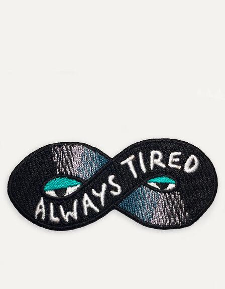 USTUDIO DESIGN LTD - Ustudio Iron-On Patch Always Tired