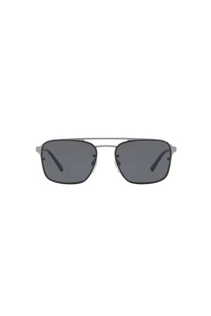 BURBERRY - Grey Square Burberry BE3095