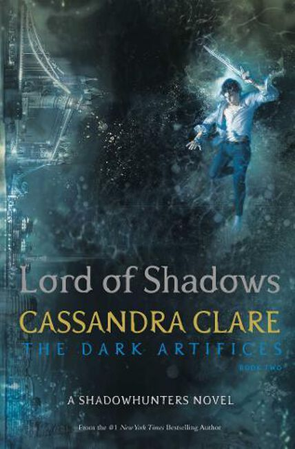 SIMON & SCHUSTER UK - Lord of Shadows