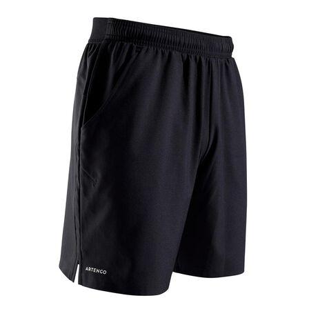 ARTENGO - L Dry 500 Tennis Shorts - Black