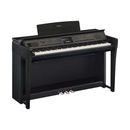YAMAHA - Yamaha CVP-805B Clavoinova Digital Piano Matte Black