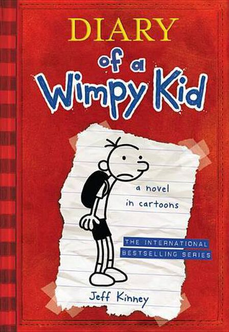 HACHETTE BOOK GROUP USA - Diary Of A Wimpy Kid