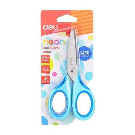 DELI - Deli Scissors 135 mm 5 3/10 Inch [Assortment - Includes 1]