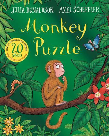 PAN MACMILLAN UK - Monkey Puzzle 20th Anniversary Edition