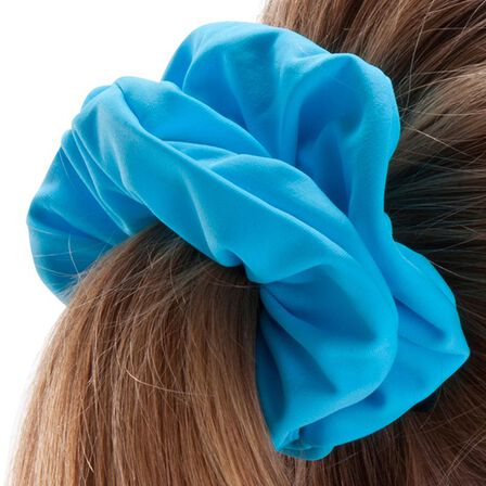 NABAIJI - Girls' swimming hair scrunchie - blue