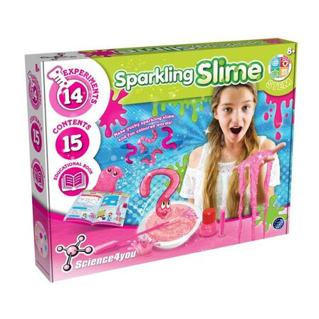 SCIENCE 4 YOU - Science 4 You Sparkling Slime