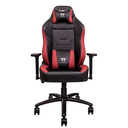 THERMALTAKE TECHNOLOGY - Thermaltake U Comfort Black/Red Gaming Chair