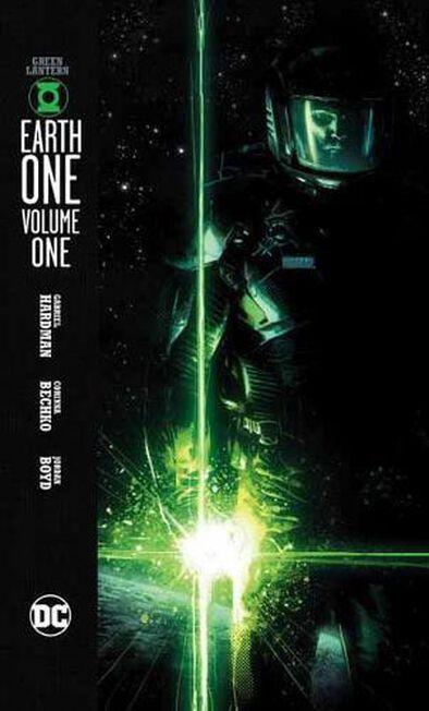 DC COMICS - Green Lantern Earth One Volume 1