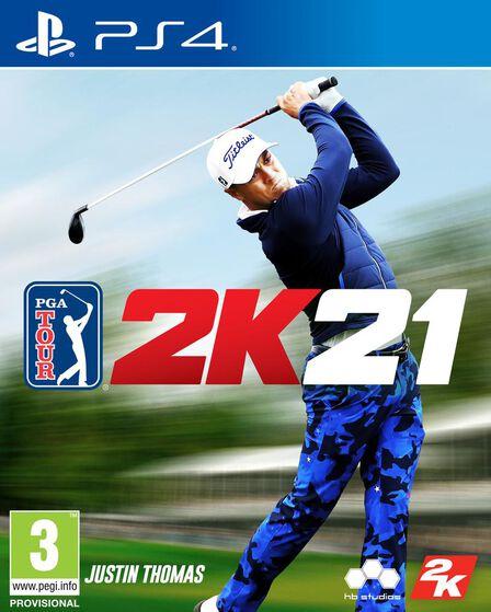 TAKE 2 INTERACTIVE - PGA Tour 2K21 - PS4