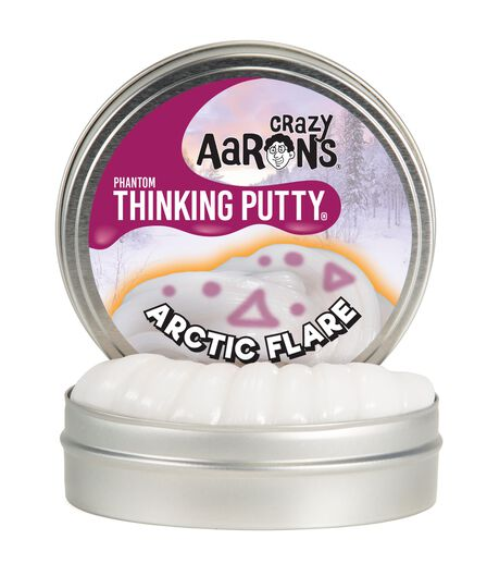 CRAZY AARON'S - Crazy Aaron's Artic Flare Thinking Putty