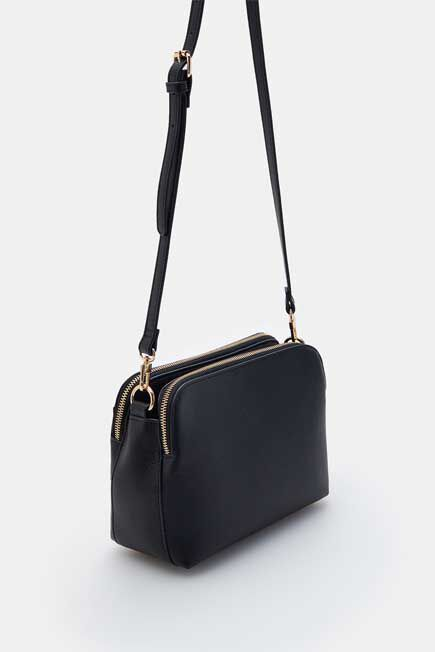 Mohito -  Crossbody Bag - Black