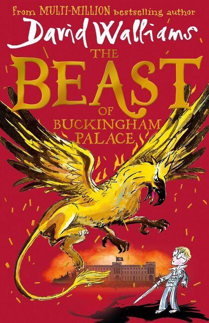 HARPER COLLINS UK - The Beast Of Buckingham Palace
