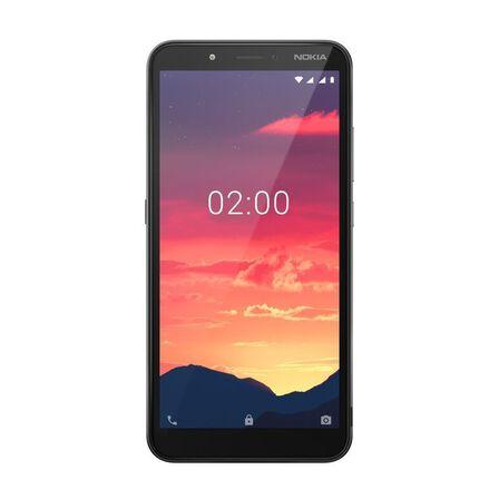NOKIA - Nokia C2 TA-1204 Smartphone Charcoal 16 GB/1 GB/Dual SIM
