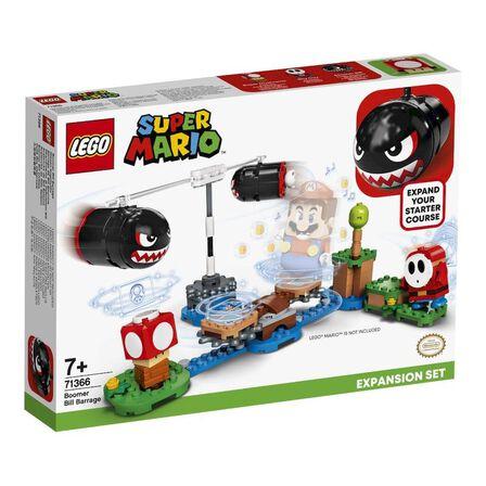 LEGO - LEGO Super Mario Boomer Bill Barrage Expansion Set 71366