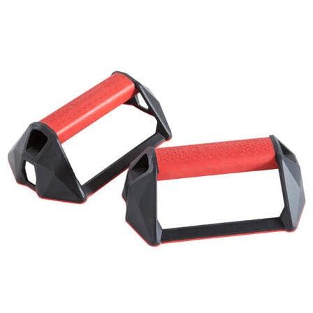 DOMYOS - Cross training push-up bar grips