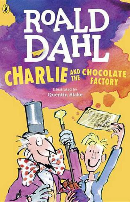 PUFFIN UK - Charlie and the Chocolate Factory