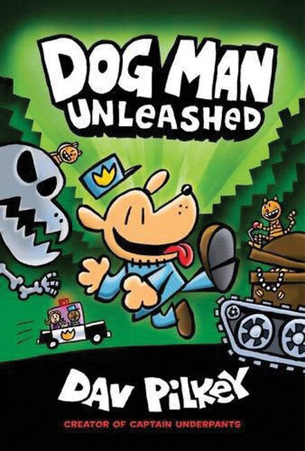 SCHOLASTIC USA - Dog Man Unleashed - Dav Pilkey