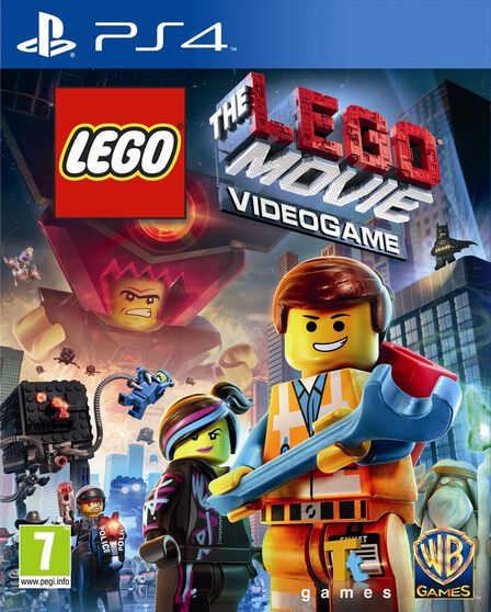 WARNER BROTHERS INTERACTIVE - LEGO Movie Ps4