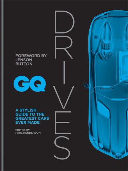 OCTOPUS UK - GQ Drives A Stylish Guide to the Greatest Cars Ever Made
