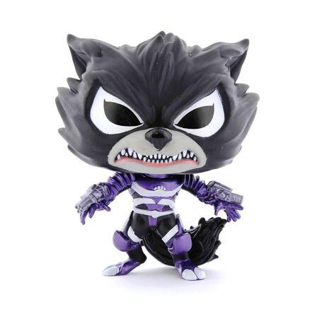 FUNKO TOYS - Funko Pop Marvel Marvel Venom S2 Rocket Raccoon Vinyl Figure