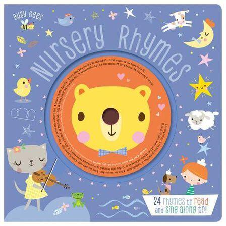 MAKE BELIEVE IDEAS UK - Nursery Rhymes with CD